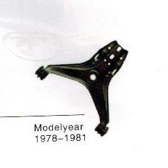 Auto Parts Track Control Arm for Audi