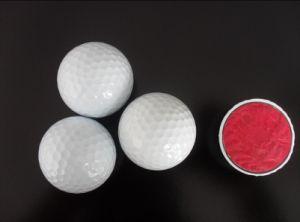 Three Piece Tournament Golf Balls pictures & photos
