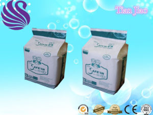 Soft Cotton Disposable Adult Diapers with Good Quality pictures & photos