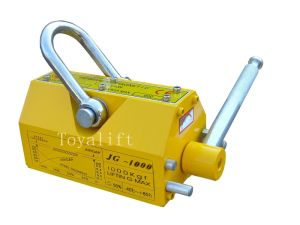 Manual Permanent Magnet Lifter 1t with Ce/GS