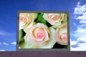 Outdoor P10 DIP Full Color LED Video Wall