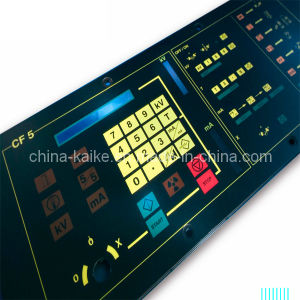 Metal Dome Switch, 3m Adhesive Membrane Switch Keypad pictures & photos