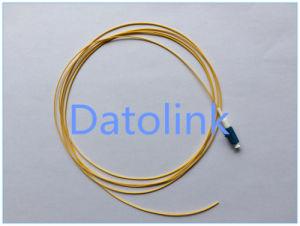 Pigtail LC/PC mm Loose Tube 50/125 Om3 (900um) 2m LSZH Aqua Color pictures & photos