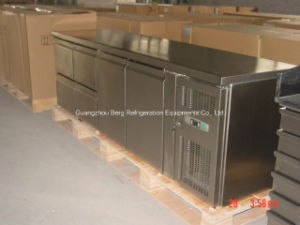 Drawers Under Counter Refrigerator for Commercial Kitchen- (GN4140TN) pictures & photos