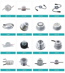 Aluminium Alloy RGB Module Lighting for Outdoor Building with IP65 pictures & photos