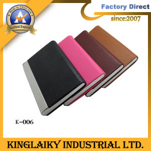 Hot Selling Credit Card Holder for with Printing Logo (K-006) pictures & photos
