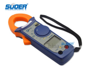 Auto-Ranging 2000 Count LCD Digital Meter with Temperature Function (VC3267) pictures & photos