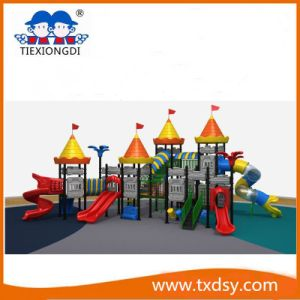 Hottest Kids Outdoor Playground for Creche pictures & photos