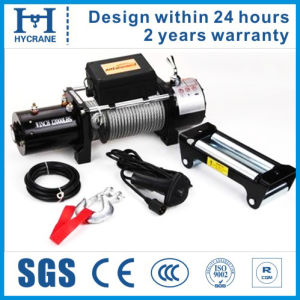 Portable Winch Lifting Construction Equipment