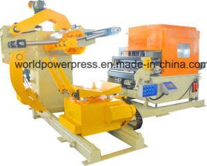 Automatic Feeder with Decoiler and Straightener pictures & photos