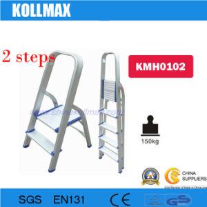 Lightweight Domestic Step Aluminium Ladder pictures & photos