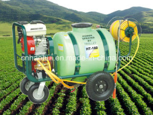 New Products Push Style 160L Gasoline Garden Sprayer