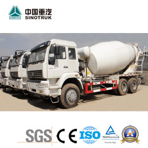 Top Quality Mixer Truck of HOWO A7 6X4 pictures & photos