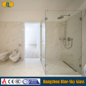 China Mm Toughened Glass For Bathroom Partition China Glass - Bathroom partition glass