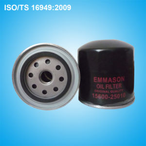 Engine Oil Filter 15600-25010 pictures & photos