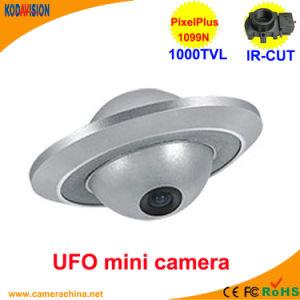 CMOS 1000tvl Miniature UFO Security CCTV Camera pictures & photos