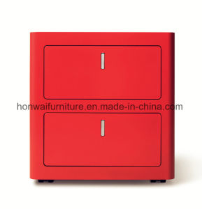Modern Simple Design Metal Movable Cabinet