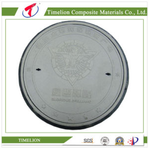 BS En124 FRP GRP Round Manhole Inspection Covers pictures & photos