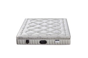 Foshan Vacuum Packed Pocket Spring Foam Bed Memory Foam Mattress pictures & photos