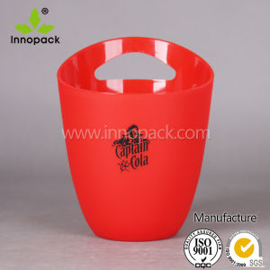 Walmart Large Round Transparent Plastic Acrylic Wine Ice Bucket Wholesale pictures & photos