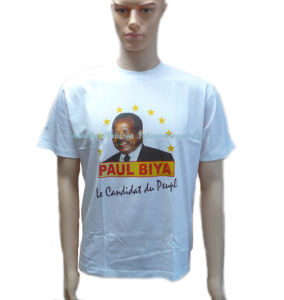 2015 New Design Latest Cheap Tee Shirt for Vote pictures & photos