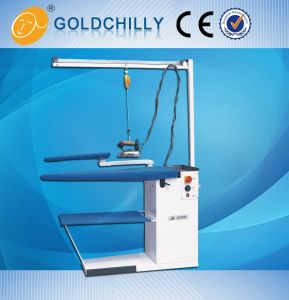 New Self-Suction Ironing Table or Industrial Clothes Press Machine