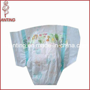 PE Film OEM Diaposable Baby Diaper, Medium Size Comfortable Baby Nappy pictures & photos
