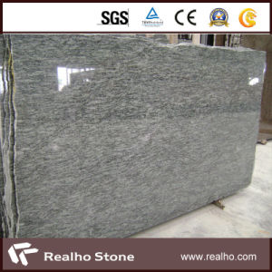 High Quality Polished South Africa Olive Green Granite Slab