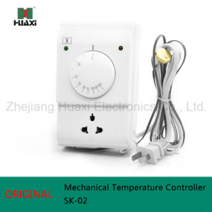 Temperature Controller Sk-02 for Boiler Water Pump pictures & photos