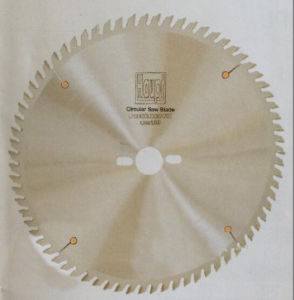 Tungsten Carbide Tipped Circular Saw Blade for Cutting Wood Window and Door pictures & photos