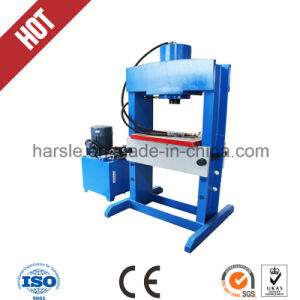 Yl Series Gantry Hydraulic Press Machine for Metal Sheet pictures & photos