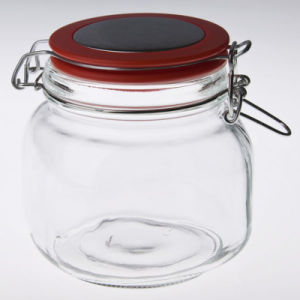 ASTM Approval Glass Container Jar pictures & photos