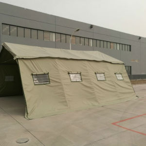 PVC Fabric Tent for Military pictures & photos