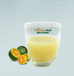 Hainan Health Food Drink Lime Fruit Juice pictures & photos