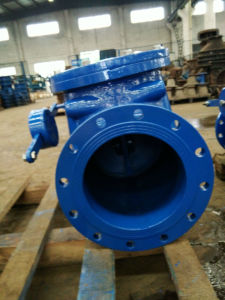 BS5153 Metal Seated Check Valves with Lever and Weight