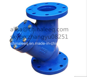 Cast / Ductile Iron Pn16 BS Y Strainer