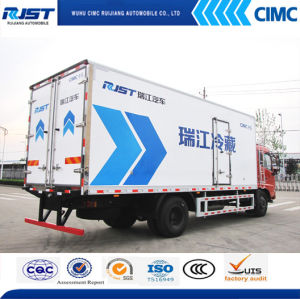 4* 2 Dongfeng Refrigerated Truck pictures & photos