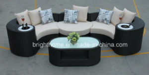 Ice Bucket Sofa Set Wicker Furniture Sectional Sofa for Outdoor Furniture Bp-873 pictures & photos