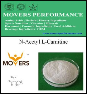 Supply High Quality Nutrition Supplement N-Acetyl L-Carnitine pictures & photos
