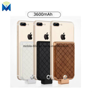 Portable Power Bank 3600mAh Backup Battery Case for iPhone X 8 7 6s Plus 5 Se pictures & photos