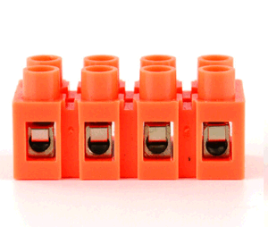 H2519-3 4 Core Waterproof Terminal Block pictures & photos