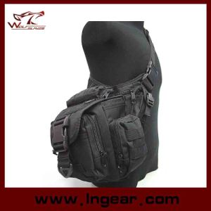 Outdoor Tactical Shoulder Bag Army Sling Bag Type a pictures & photos