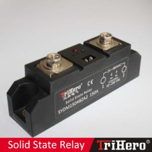 150A AC/AC Industrial Class Solid State Relay, AC SSR, SSR-AA150 pictures & photos