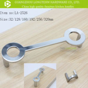 Simple Design 8 Style Zinc Alloy Furniture Cabinet Door Handle pictures & photos