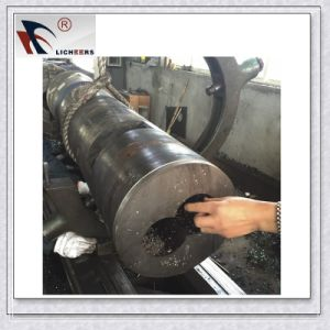 Nitriding Conical Twin Double Cylinder and Screw