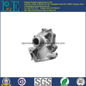Custom Die Cast Pipe Aluminium Parts pictures & photos