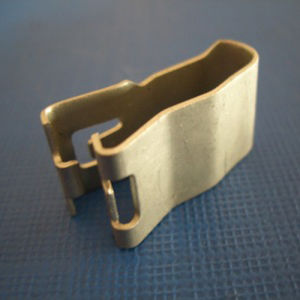 Brass Four-Slide Clip with Lower Costs pictures & photos