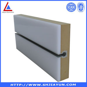 Custom Extrude Aluminium Profile by China Manufacturer pictures & photos