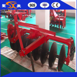 Water Land Side Gear Driven Disc Plough/Harrow/Tiller with 7 Discs pictures & photos