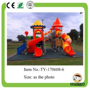 Themed Pirate Kids Outdoor Playground for Sale (TY-9070B) pictures & photos